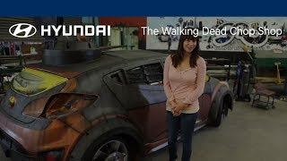 Hyundai | The Walking Dead Chop Shop | Building the Veloster Turbo ZSM