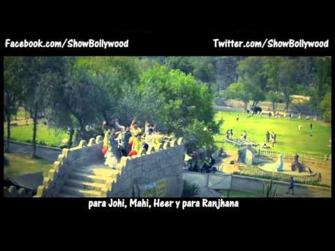 Jogi Mahi - bachna ae haseeno - Show Bollywood - sub español...