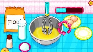 cook owl cookies for kids -Fun Baby Care Kids Game