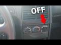Не работает вентилятор печки на 1,2,3, положении | ВАЗ-2110 11, 12, 13 Приора,.Ремонт за копейки mp3 indir