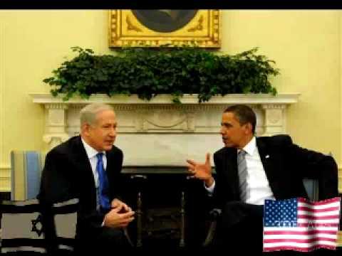 Israel Vs. America - Netanyahu Hands Biden Broken Glass