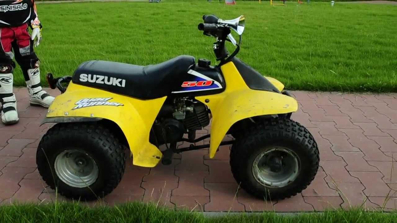 Mini Quad Cc Suzuki