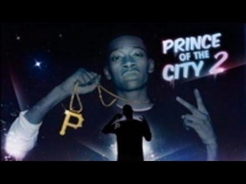 Wiz Khalifa - Prince Of The City 2 (Full Mixtape)