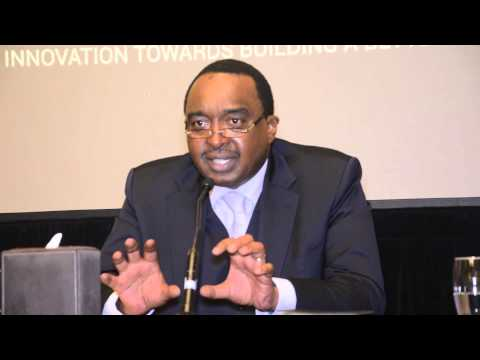 Highlights of Telecom Leaders Summit June 2015, briefing session by Bocar BA