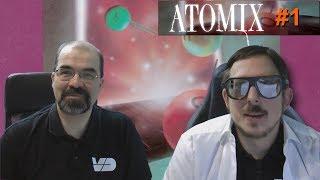 RetroPlay: Atomix #1 - Das Methan-Problem (Amiga)
