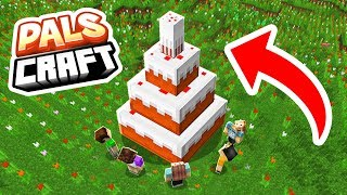 ULTIMATE CAKE BAKING CHALLENGE! | PalsCraft #3