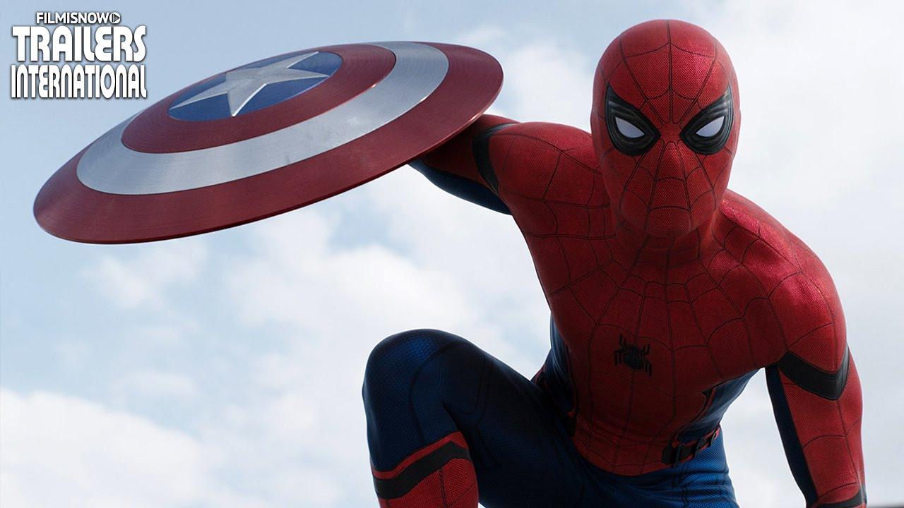「シビル・ウォー/キャプテン・アメリカ」スパイダーマン参戦!最新USトレーラー