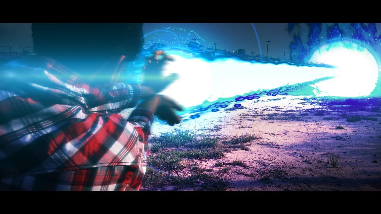 Live Wallpaper Kamehameha Kamehameha Live Action