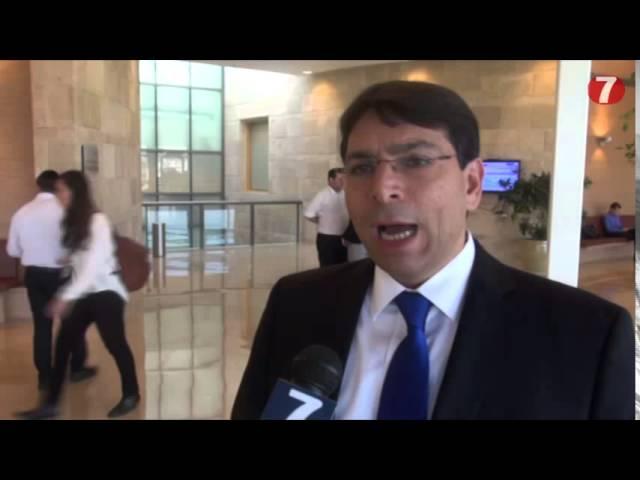 "Danon Responds to ""Election Bribery"" Claim"