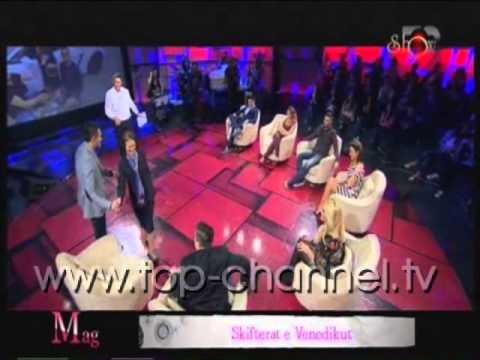 Top Show Magazine, 6 Nentor 2014, Pjesa 2 - Top Channel Albania - Talk Show