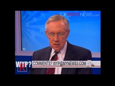 Harry Reid Doubles Down: Calls Bundy Defenders 'Violent Terrorist Wannabes'