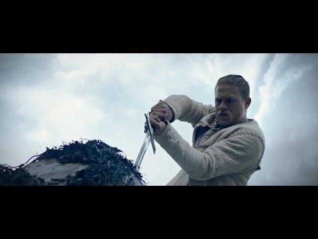 킹 아서: 제왕의 검 - 1차 공식 예고편 (한글자막)