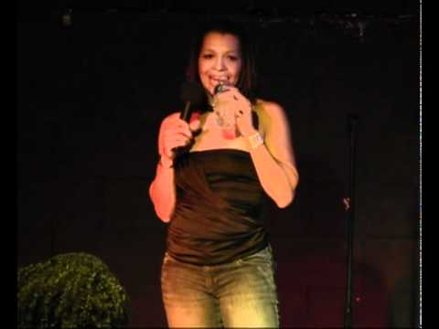 Comedienne Mocha @ TJ's Nightlife (adult language, mature themes)