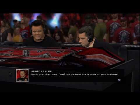 Laurinaitis Disorder 1/4 [WWE '12 dark comedy STORY]
