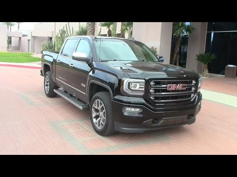 2016 GMC Sierra 4x4: Full Test