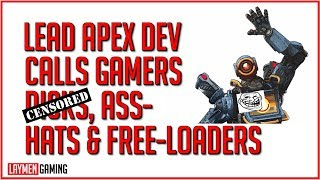 Apex Lead Dev Insults Fans As $170 Lootbox Event Drama Continues