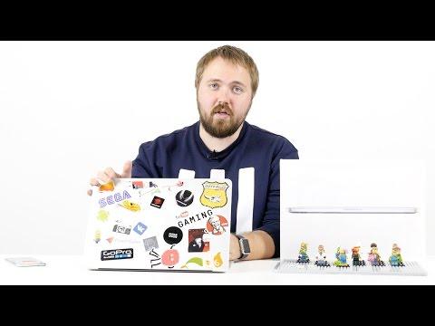 Мой новый MacBook Pro Retina... перед презентацией iPhone 7