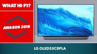 LG OLED55C8PLA OLED TV: 2018 Product of the Year