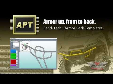 Bend-Tech 7x: Armor Pack Templates (APT) Introduction Video