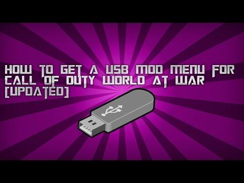 comment installer un mod menu sur cod waw xbox 360 non