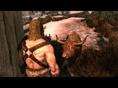 The Elder Scrolls V: Skyrim - Hearthfire Trailer