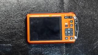 Panasonic lumix FT5 tough camera