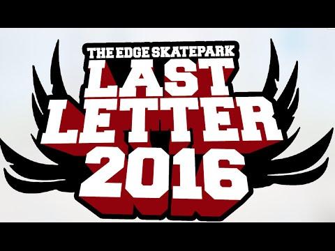 LAST LETTER 2016 - EPISODE 2