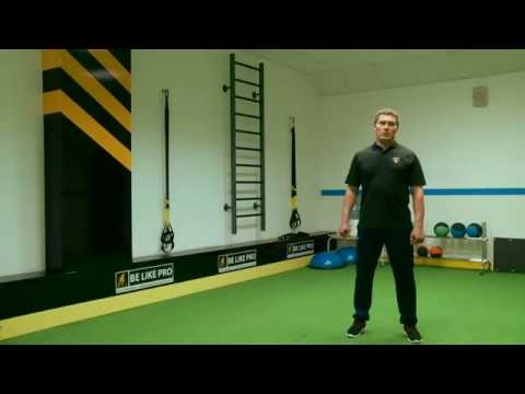 BeLikePro - специальная физическая подготовка хоккеиста