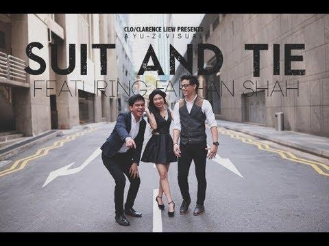 "Download  ""Suit & Tie"" Justin Timberlake CLO/Clarence Liew ft. Farhan Shah - #CLOSuitAndTie Gratis, download lagu terbaru"