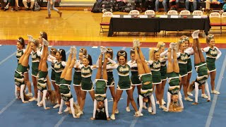 MCPS Cheer County Championships 2018