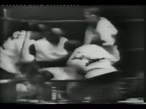 Rocky Marciano vs. Jersey Joe Walcott I - Part I Video