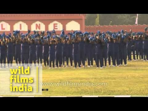 Closing ceremony of NCC National Games 2014