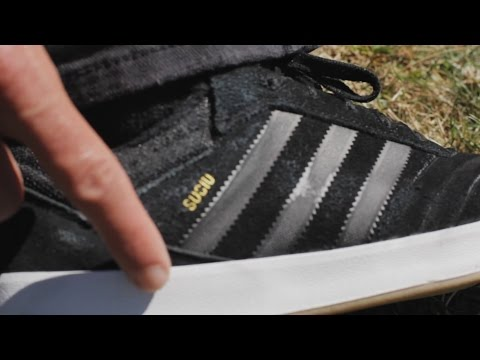 100 Kickflips (Heelflip Edition) In The Adidas Suciu ADV Shoes