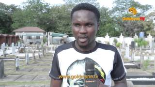SEE WHAT LATE DAGRIN'S GRAVE SIDE LOOKS LIKE 6 YEARS AFTER... TEEBLAQ VISITS GRAVE SIDE