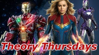 Iron Man Infinity Stone Suit - Tony's Rescue - Gamora's Story Arc - Theory Thursday's