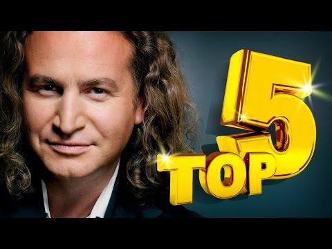 Леонид Агутин - TOP 5 - Новые и лучшие песни - 2016
