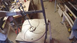 Segmented Bowl Centering Press