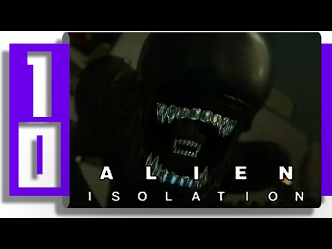 Alien: Isolation | TRUST ME, I'M A DOCTOR | Part 10