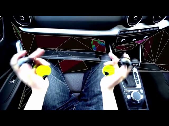 《Audi Q2×HIFANA》