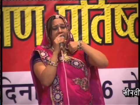 Asha Vaishnav Bhajan 2013 | Teras Aai Chandani | Marwadi Hits video