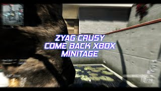 "ZyAG Crusy - ""BO2"" - Come Back Xbox Minitage"