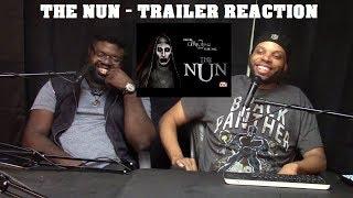 The Nun - Trailer Reaction