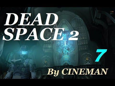 Прохождение DEAD SPACE 2 - Знакомство с Элли или как потушить пожар.#7