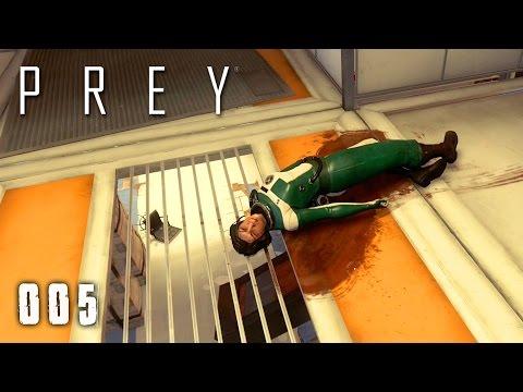 PREY ★ #005 - Der Technik-Operator [Gameplay German | Deutsch | PS4 Pro] Lets Play