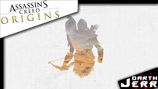 Assassin's Creed OriginsИстоки | DLC Проклятие фараонов часть 5 / PC