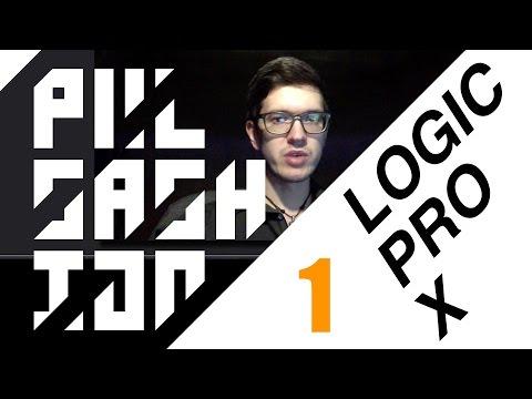 1. Установка секвенсора [Пишем крутой трек в Logic Pro X]