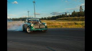 Volvo Amazon Test Ride (DJI Ronin)