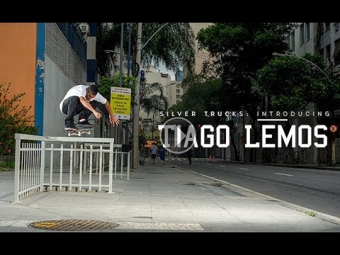 Silver Trucks Introduces Tiago Lemos