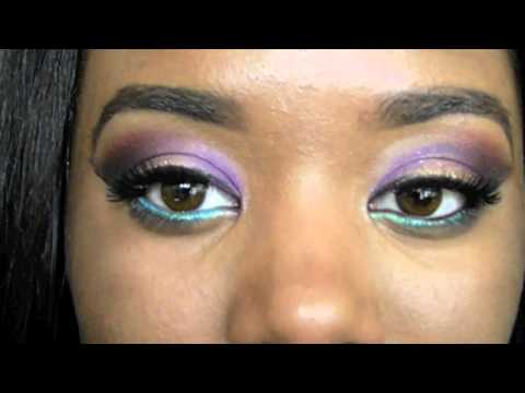 Tutorial - Sexy Arabic Eyes