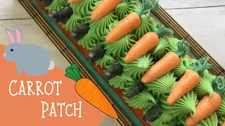 Making of Carrot Patch Cold Process Soap  